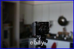 Leitz Minolta CL KIT 40mm ROKKOR and 28mm lens complete kit Film tested