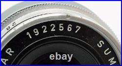 Leitz Summaron 12,8/35 Leica M39