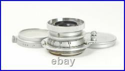 Leitz Summaron 3.5/3.5cm f/3.5 3.5cm for M39 Screw Mount LTM No. 1017041