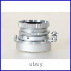 Leitz Summaron-M 3,5/35mm Weitwinkel Objektiv für Leica M39 Kameras