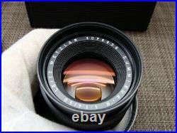 Leitz Wetzlar 11776 Leica Summilux-R 11.4/50mm 1a Sammlerstück TOP
