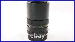 Leitz Wetzlar Leica Elmarit-R 135mm F2.8 Lens Made in Germany SN 2298030