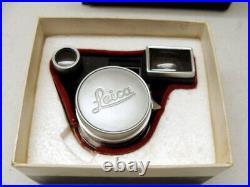 Leitz Wetzlar Leica Summaron-M 12.8/35mm mit Brille Sammlerstück OVP