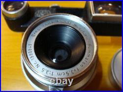 Leitz Wetzlar Leica Summaron-M 3.5/35mm+ Nahbrille guter Zustand RAR