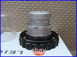 Leitz Wetzlar Leica Summicron-M 12/50mm DR 1a Zustand/ last batch TOP