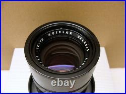 Leitz Wetzlar Leitz Leica Elmarit-R 12.8/90mm E55 Version IV TOP