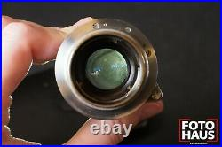 Leitz Wetzlar Summitar 5cm 50mm f/2 LTM M39 Leica 682847 1949 M i ii iii