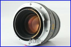 MINT IN CASE LEICA LEITZ SUMMICRON M 50mm f2 Ver III V3 M MOUNT LENS Hood JAPAN