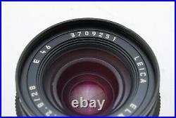 MINT+++Leica ELMARIT M 28mm f/2.8 LEITZ WETZLAR 4th E46 From JAPAN