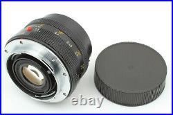 MINT with Hood Leitz Wetzlar Elmarit R 28mm f/2.8 3 cam Leica R mount Lens Japan
