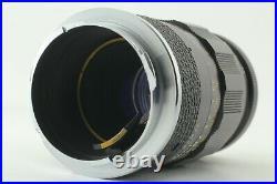N MINT Leica Leitz Elmarit M 90mm F2.8 Black Lens Ver. I 1st Fist Version Japan