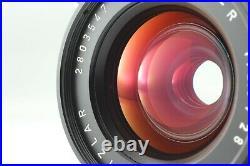 N MINT withHoodLEICA LEITZ ELMARIT-R WETZLAR 28mm F/2.8 MF Lens 3Cam JAPAN