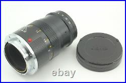 NEAR MINT Minolta Leitz M-Rokkor 90mm f/4 MF Lens for CL CLE from Japan 7181