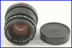 Near Mint Leica Leitz Wetzlar Second Summicron M 50mm F/2 Lens From Japan 193
