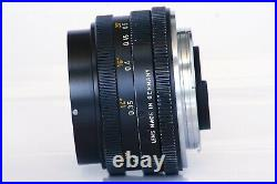 Rare Excellent+++ Leica Leitz ELMARIT-R 28mm f/2.8 E48 Germany from Japan L032