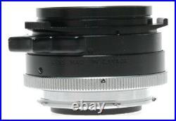 Summilux-M 11.4/35 black rare 35mm Leitz Leica M pre ASPH