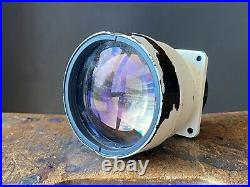 Ultra Fast Leitz Military Lens 50mm f/0.7 made by Hughes-Leitz Canada (ELCAN)